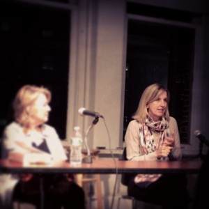 Diane McWhorter in conversation with Lis Harris at a Columbia Graduate Writing Program Nonfiction Dialogue.